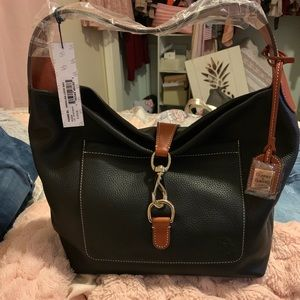 Dooney and Bourke Annalise Lock sac